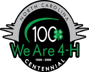 North Carolina Centennial Logo
