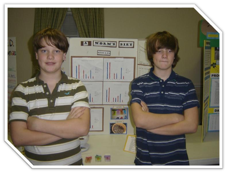 4 h science projects