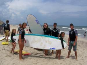 Indo-Jax Surf Camp, July 2008