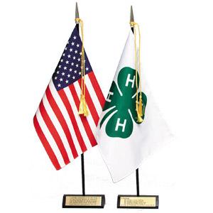 4-H Flag